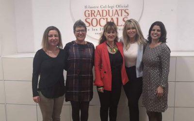 Il ilustre Col-legi Oficial  Graduats Socials